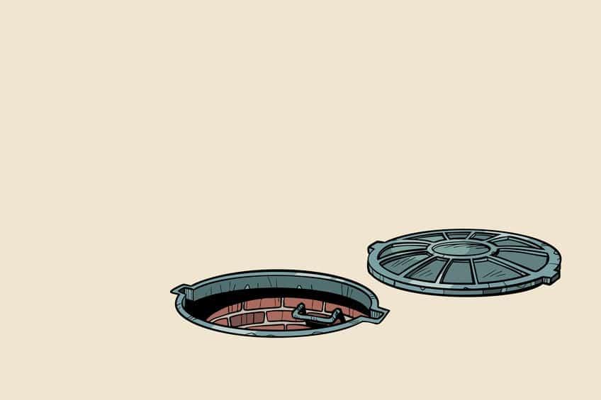 「真実の口」は古代ローマの排水口の蓋だったというトリビア