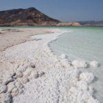 世界一塩辛い湖に関する雑学