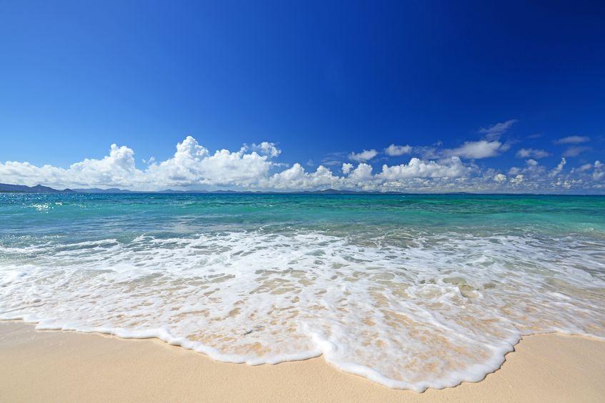 海が青く見える理由についてのトリビア