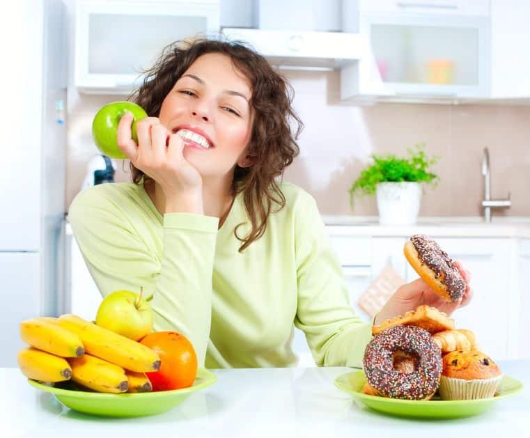 好きなものを好きなだけ食べてもダイエットできる食事法があるという雑学