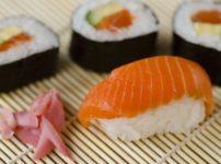 お寿司にガリがついているのはなぜ?という雑学