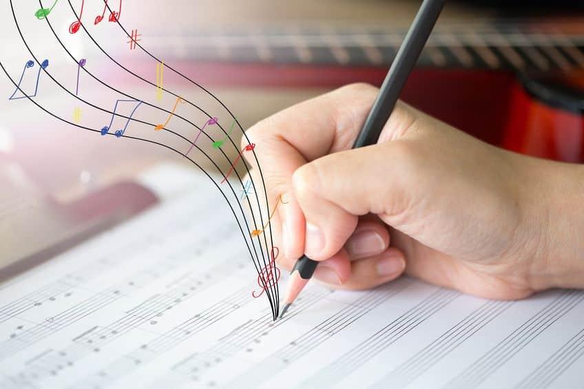 断食中にたくさんの曲を書き上げた!というトリビア