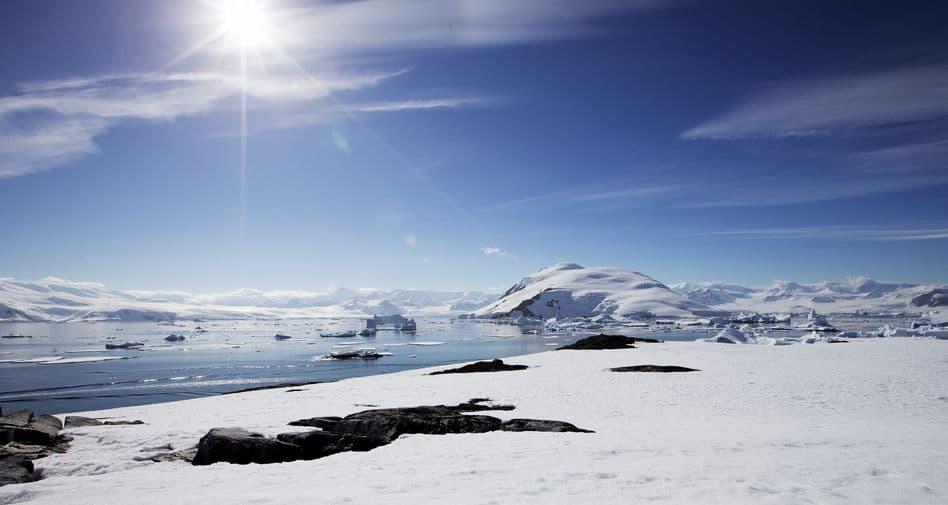 南極で大量の隕石を発見できたからというトリビア