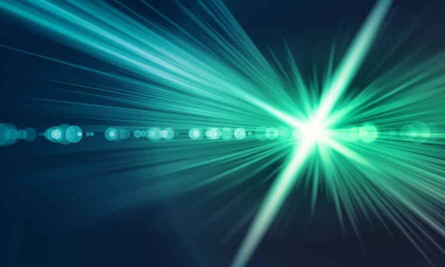 】光の速さは秒速299,792,458メートルについてのトリビア