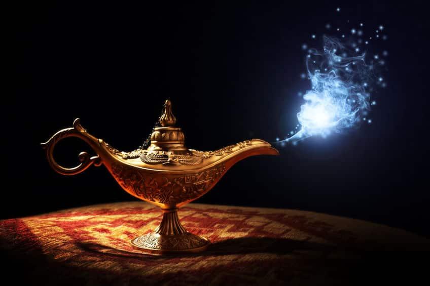 「アラジンと魔法のランプ」の舞台は中国だったという雑学