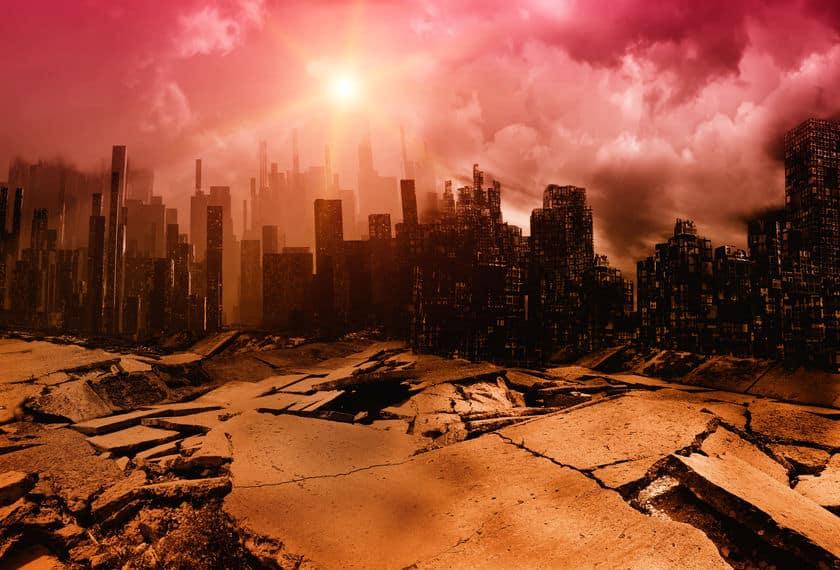 地球では一年間で何回地震が起きている?という雑学