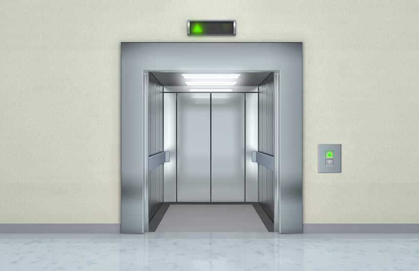 エレベーターの安全性はかなりのものという雑学