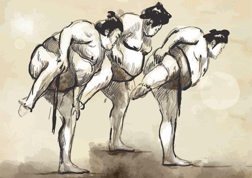 四股は相撲の基本動作についてのトリビア