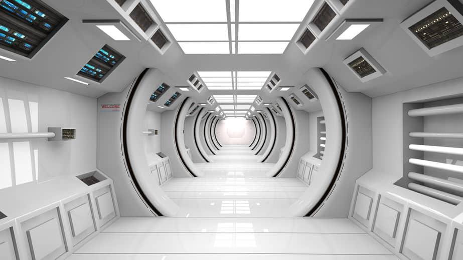 宇宙船内では、空気の流れがないというトリビア