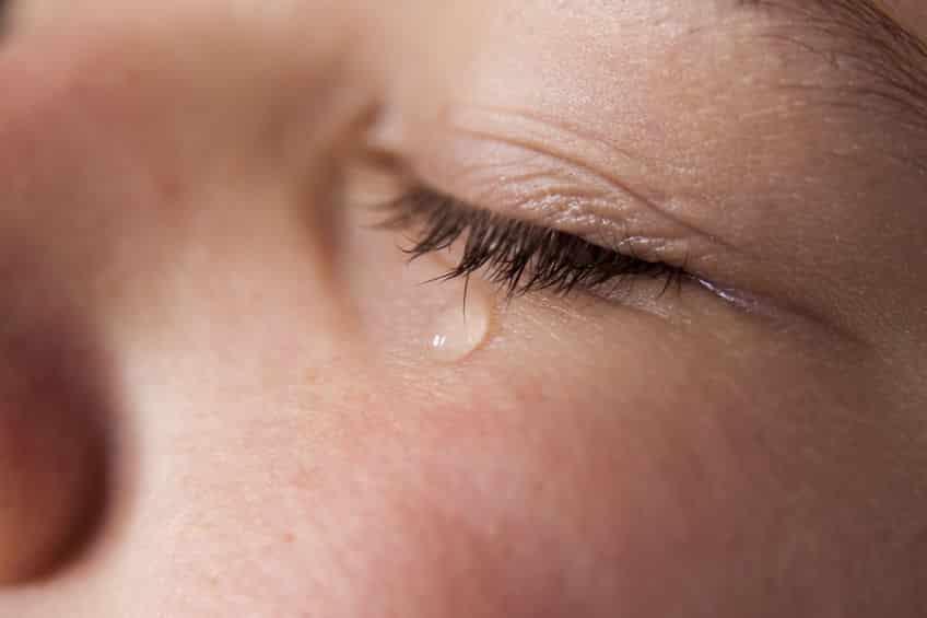 涙は3種類あることに関する雑学