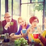 会議がスムーズになる飲み物があるという雑学