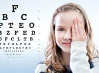 緑を見ても視力が回復することはないという雑学