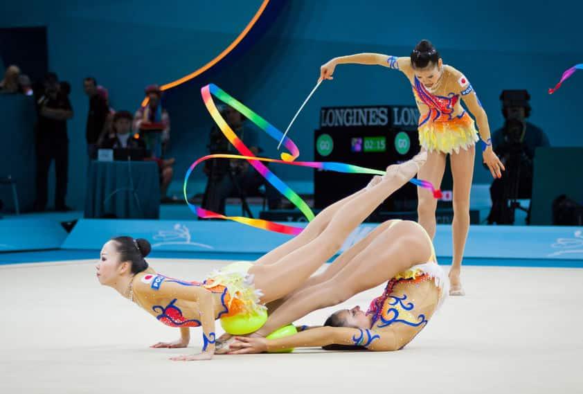 「新体操」は昔、別の名称で呼ばれていたという雑学
