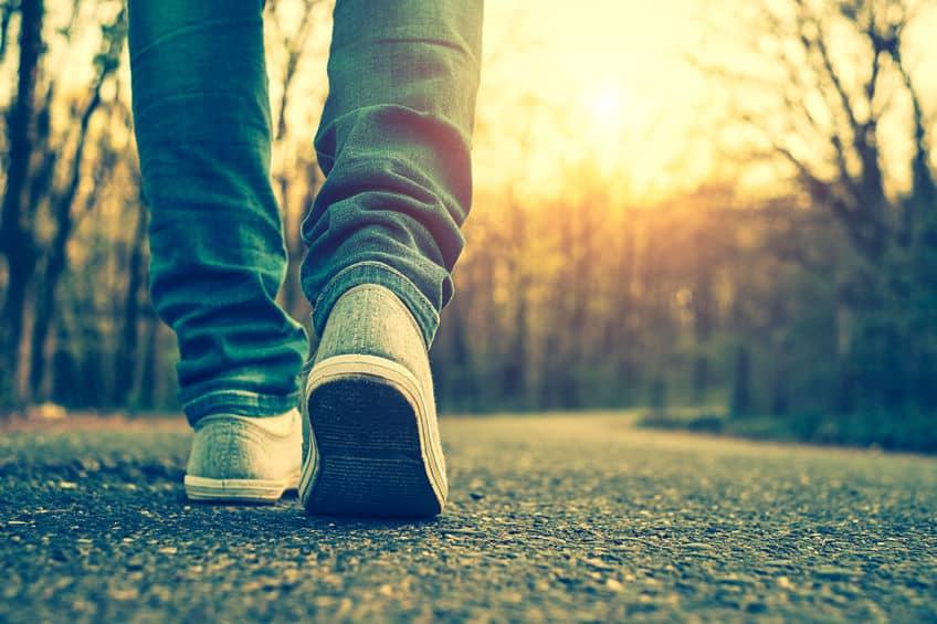 不動産の徒歩時間は、一定の基準に従って決められているというトリビア