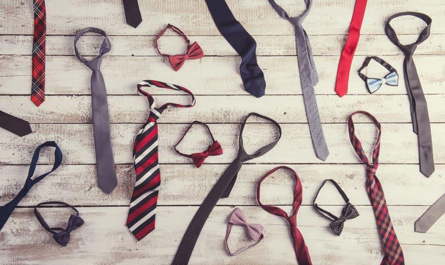 100均で一番売れている商品は「ネクタイ」という雑学