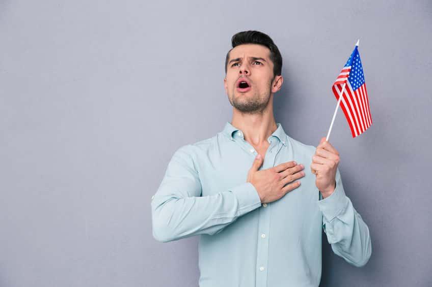 """""""星条旗""""の誕生秘話。アメリカ国歌はイギリス楽曲の替え歌【天国のアナクレオンへ】についての雑学まとめ"""
