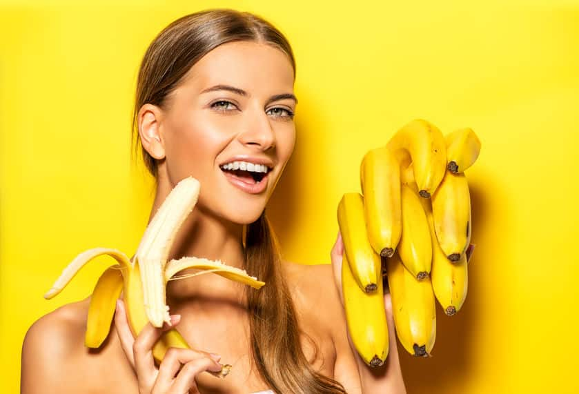 バナナと人間のDNAの50%は一致するという雑学