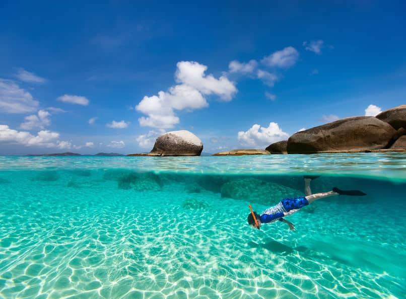 海の成り立ちと海水に関する雑学