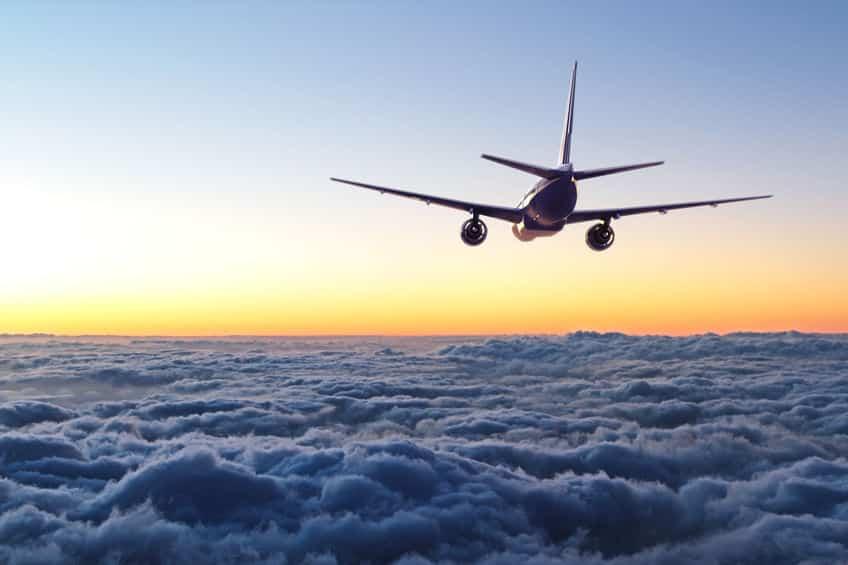 飛行機の制限速度に関する雑学