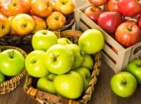 あなたは何種類言える?りんごの種類は世界で1万5千種以上についての雑学