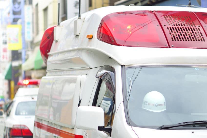 救急車が白い理由についてのについてのトリビア