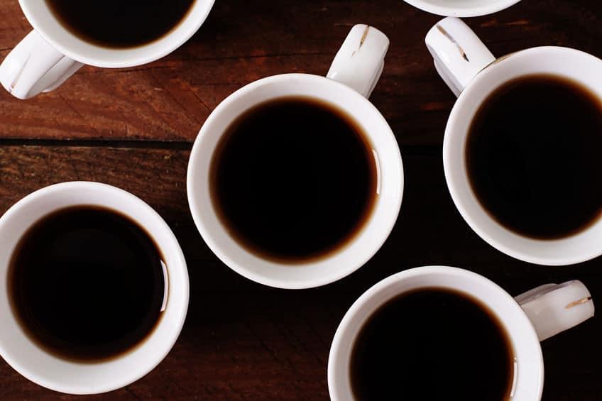 カフェインがクモの中枢神経を麻痺させるというトリビア