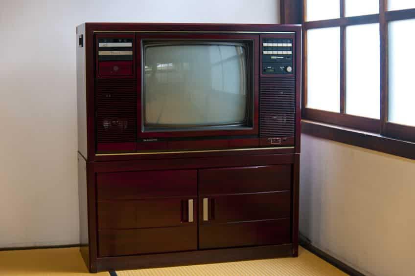 世界で初めてテレビのブラウン管に映ったのは「イ」の文字という雑学