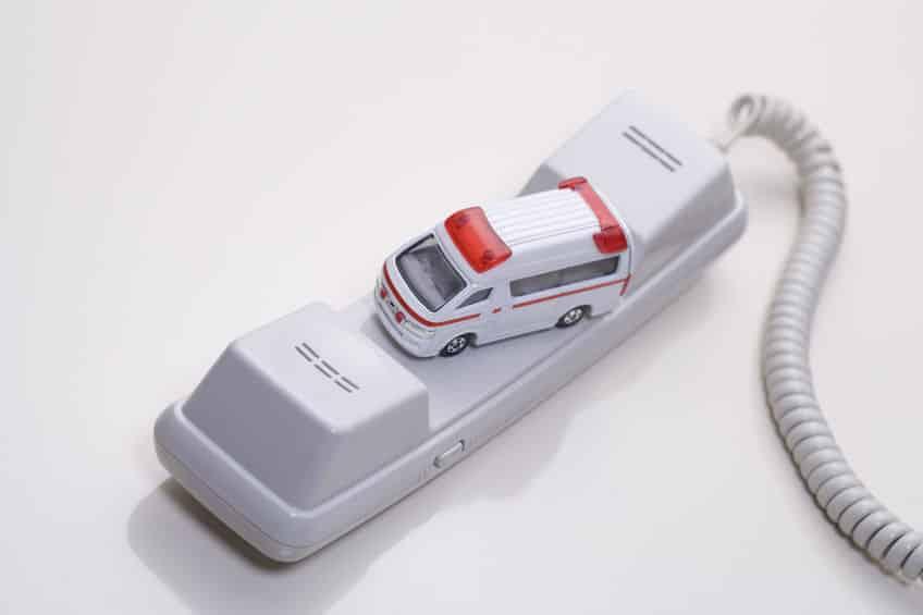 救急相談サービス「7119」に電話かけると相談員がアドバイスをくれるというトリビア