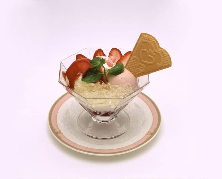 アイスクリームとウエハースの関係についてのトリビア