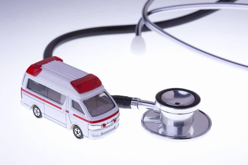 サイレンに注意!もし救急車が交通事故を起こしたらどうなる?というトリビア