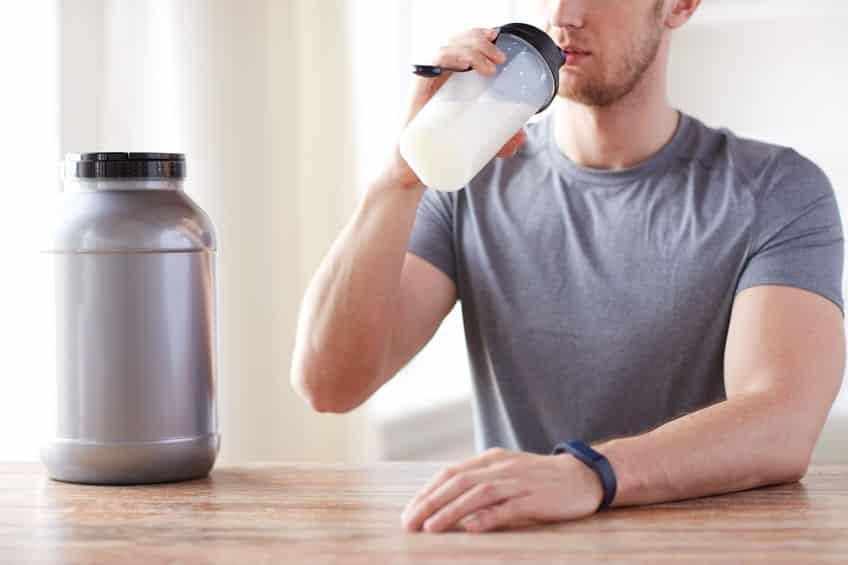 筋肉を発達させるためのプロテイン補給は運動直後でなくてもよいという雑学