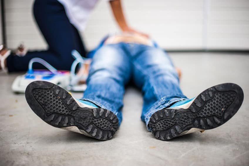 「心肺停止」は生存の可能性があるというトリビア