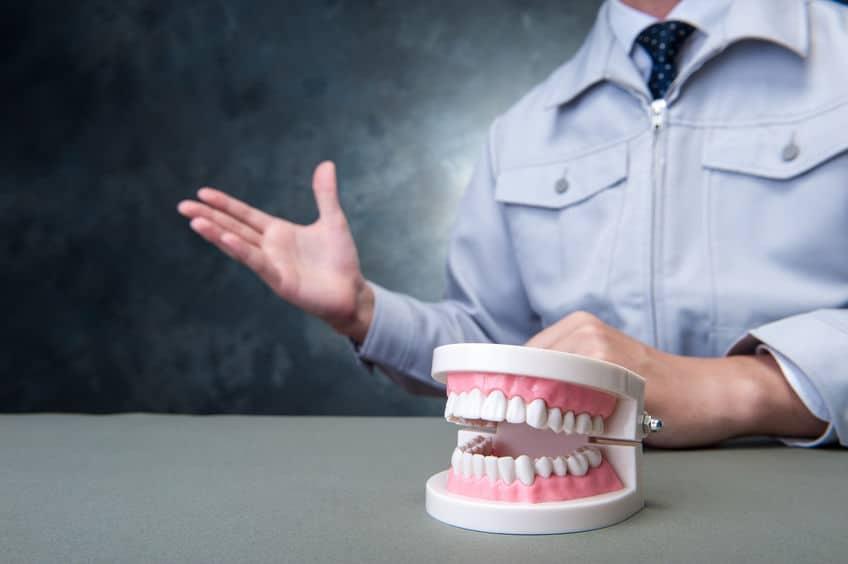 入れ歯作り専門の入れ歯師がいたというトリビア