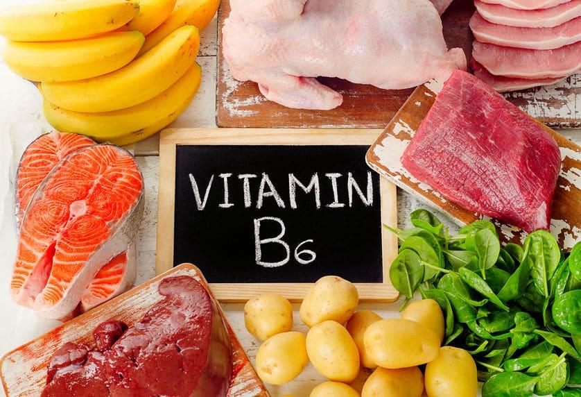ビタミンBが豊富な食べ物についてのトリビア