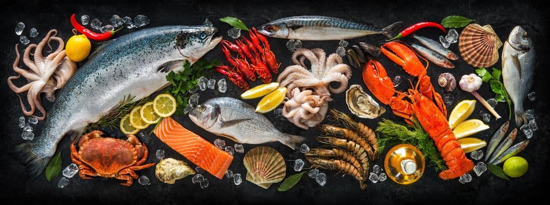 魚介類は水産生物の総称、魚貝類は魚と貝だけというトリビア