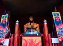 閻魔大王は死後の世界を最初に発見した人といわれているという雑学