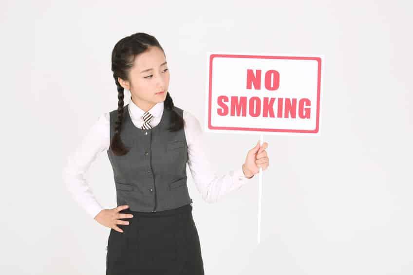 飛行機は禁煙なのになぜトイレに灰皿があるのかについてのトリビア