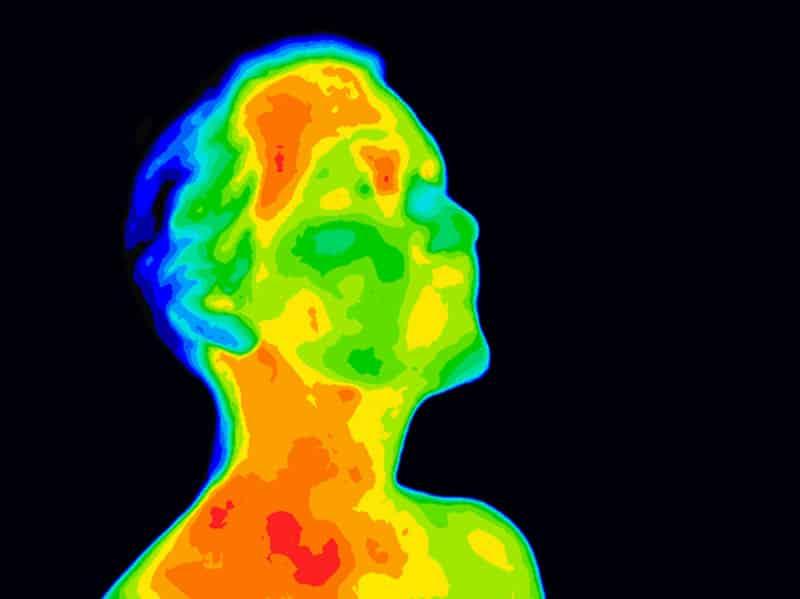 ガンは熱に弱いので体温を上げると良いというトリビア