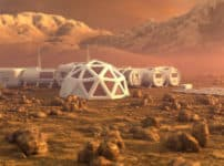 火星に氷があったことに関する雑学