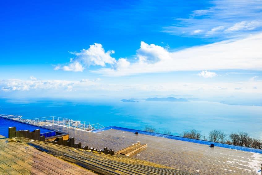「急がば回れ」で回ったのは琵琶湖という雑学