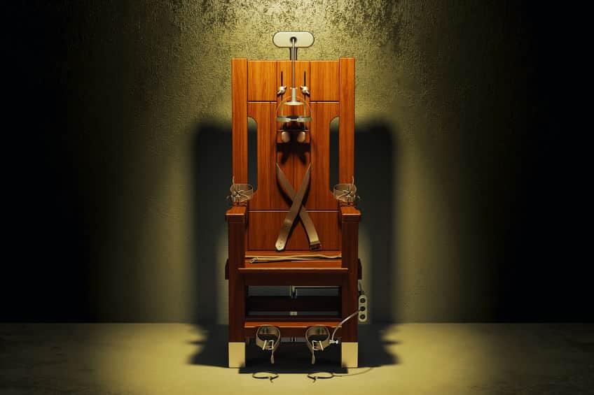 電気椅子の歴史と初死刑の悲劇に関する雑学