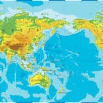 人が住んでいる陸地は地球の3割程度という雑学
