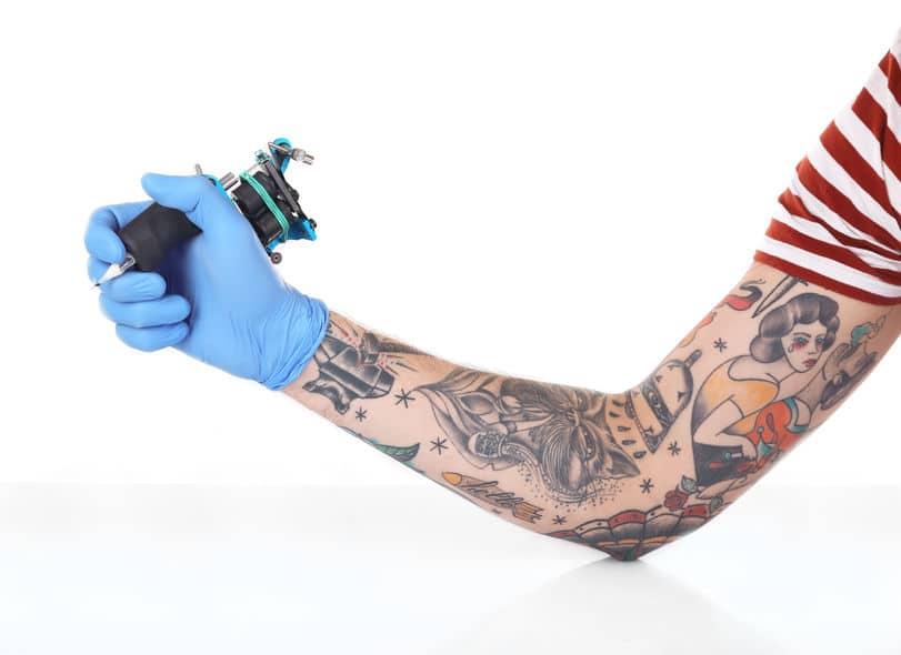 ミイラから世界最古のタトゥーが発見されているというトリビア