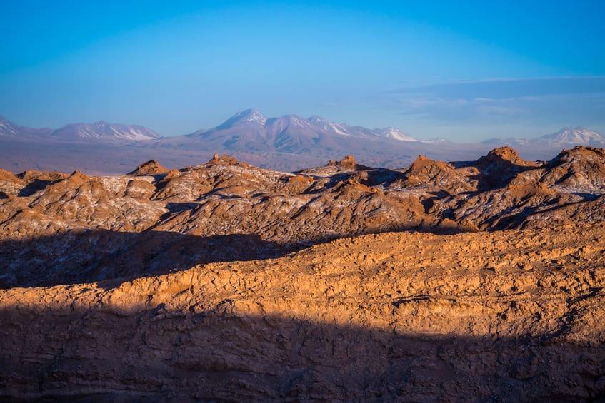 砂漠の中でも、雨が降らない砂漠「アタカマ砂漠」についてのトリビア