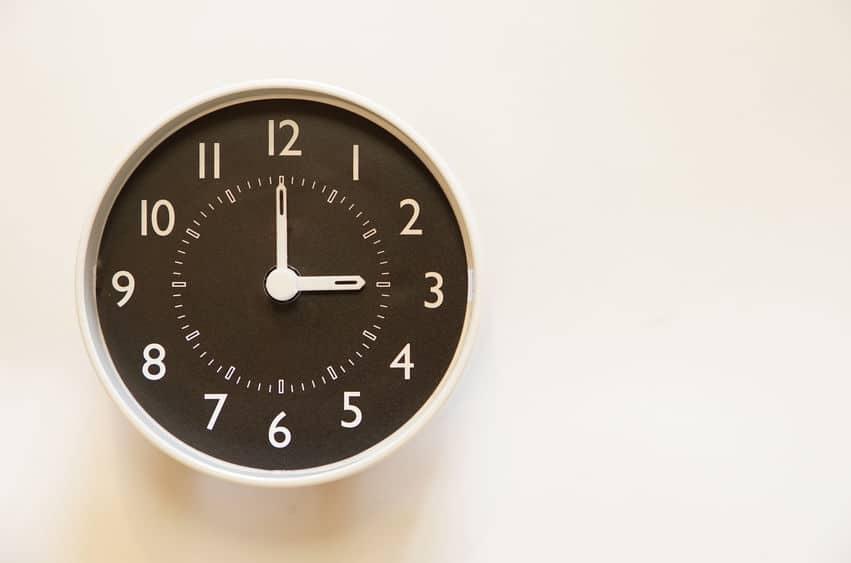 「未明」とは夜中の0時から3時頃までというトリビア