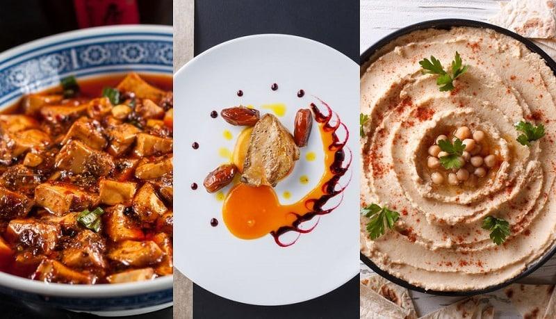世界の食文化に影響を与え続けてきた三大料理についてのトリビア