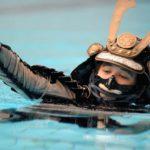 江戸時代から伝わる「日本の泳ぎ方」があるとという雑学