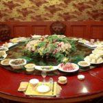 中華料理店の回転テーブルは日本発祥という雑学