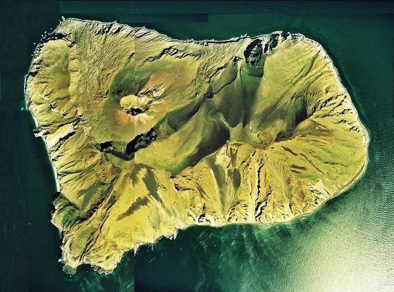 渡島大島は北海道の西の端に位置する無人島についてのトリビア