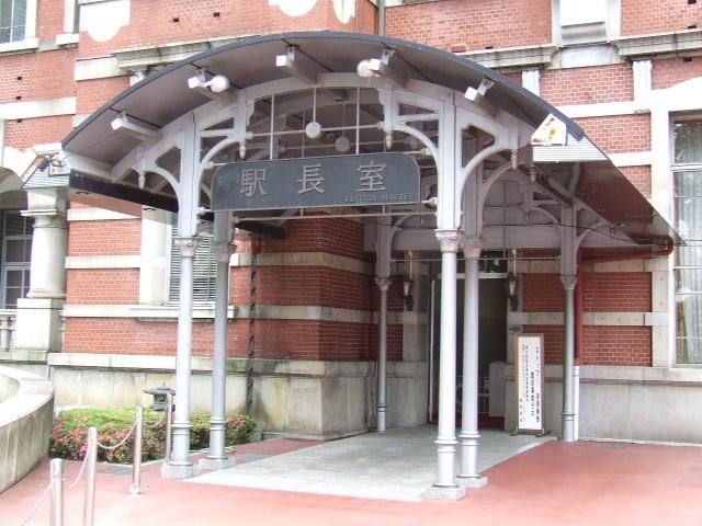 東京駅の3人の駅長の正体についてのトリビア